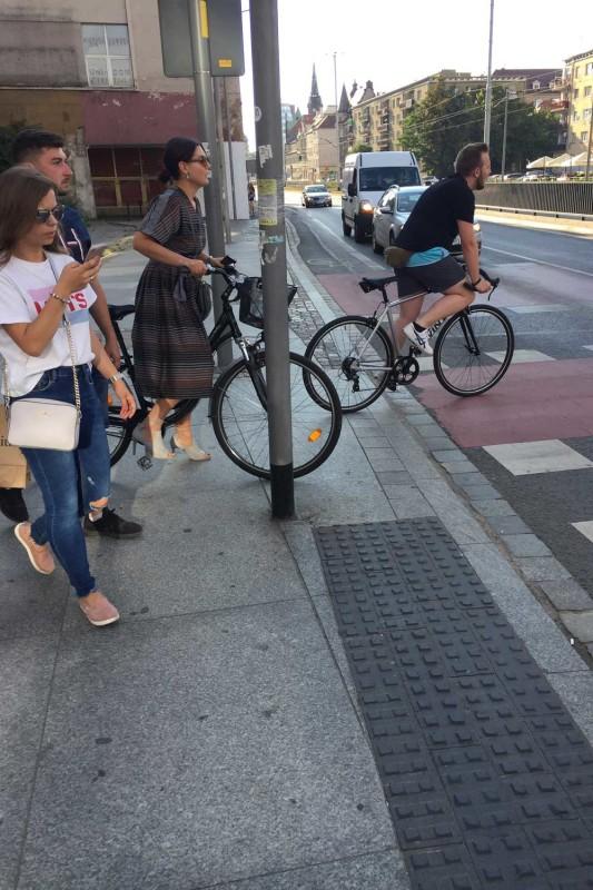 Каблуки и велосипеды
