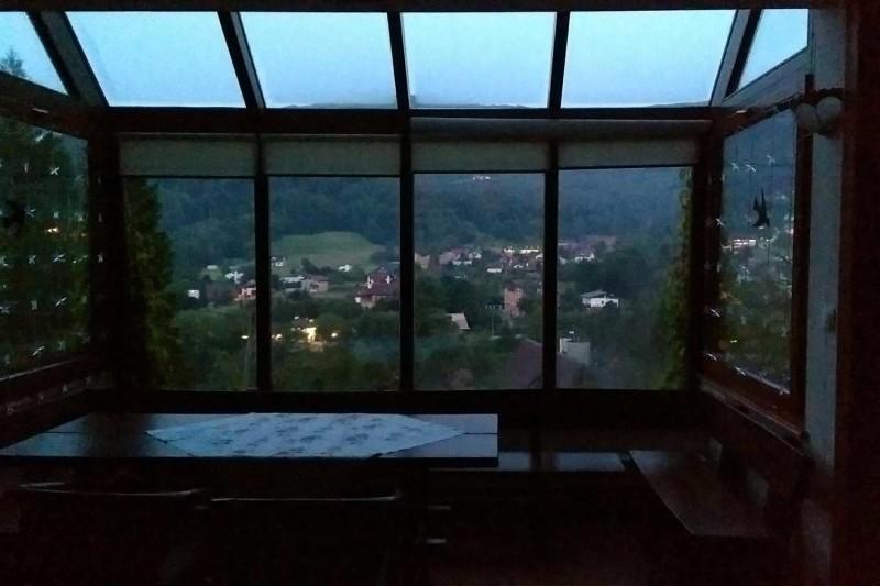 Щирк, вид из окна